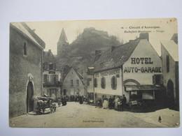 COUPE GORDON BENETT 1905 -  ROCHEFORT- MONTAGNE   -  VIRAGE      TRES   ANIME        TTB - Altri Comuni