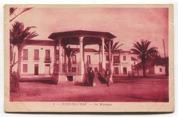 Algerie, Algeria - Fort-de-l'Eau, Alger, Algiers - Le Kiosque, Bandstand - Alger