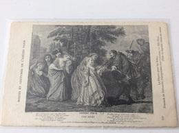 75 - PARIS Mœurs Et Coutumes De L'ancien Départ Pour Les Isles - Non Classés