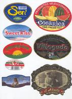 Etiquettes De Fruits : Melons Pasteques Lot 11 - Fruit Labels Melons Watermelons Lot # 11 Melones Sandias Melone - Fruits & Vegetables