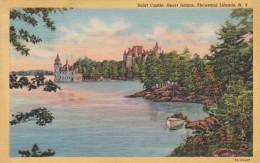 New York Thousand Islands Boldt Castle Heart Island 1948 Curteic