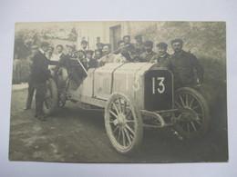 COUPE GORDON BENETT 1905 -  DURAY  SUR DE DIETRICH        TRES  ANIME     TTB - Autres Communes