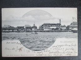 Port Said . Dos 1900 - Port-Saïd