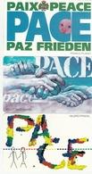 SAN MARINO - Peace, RSM 096,097,098,tirage 6.500, Mint - San Marino