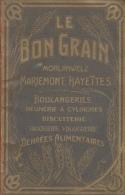 """Morlanwelz... Mariemont Hayettes - Livret Social Du """" Bon Grain """" -1932 ... Nombreuses Photos Des Sites Et Règlement - Morlanwelz"""