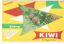 BUVARD CIRAGE KIWI - Wash & Clean
