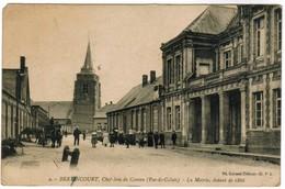 CPA Bertincourt, Chef Lieu De Canton, La Mairie Datant De 1866 (pk44705) - Bertincourt