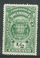 Portugal  -  Mozambique ( Compagnie  - Taxe   - Yvert N°  31 *  -   Bce15029 - Mozambique