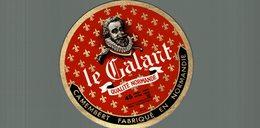 ETIQUETTE CAMEMBERT LE GALANT - Cheese