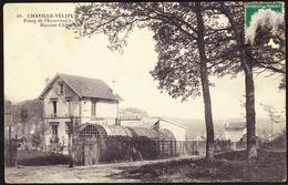 D 78 - CHAVILLE-VELIZY - Etang De L'Ecrevisse - Buvette A. Chantecler - Velizy