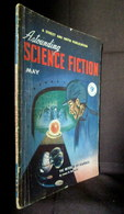 """""""ASTOUNDING SCIENCE FICTION""""  N°3 VOL. VII British Edition Vintage Magazine S.F (Ron HUBBARD, ...) May 1950 ! - Science Fiction"""