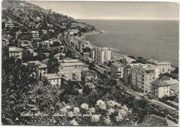 X2435 Alassio (Savona) - Scorcio Panoramico - Panorama / Viaggiata 1956 - Italia