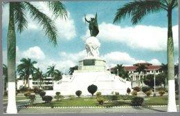 CP  The Statue Of Vasco Nunêz De Balboa,Panama City . Unused - Panamá