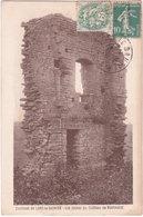 39. Environs De LONS-LE-SAUNIER. Les Ruines Du Château De Montmorot - Lons Le Saunier