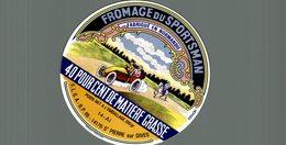 ETIQUETTE FROMAGE DU SPORTSMAN - Cheese