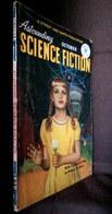 """ASTOUNDING SCIENCE FICTION""  N°6 VOL. VII British Edition Vintage Magazine S.F (Ron HUBBARD, ...) Oct. 1950 ! - Sciencefiction"
