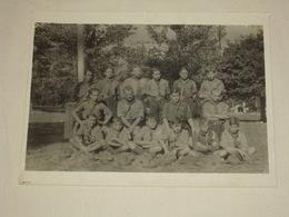 Rare Photo Ancienne 1934 Camp De St Jorioz (Hte Savoie) Troupe D'Avignon Des Eclaireurs De France - Scouts Scoutisme - Identified Persons
