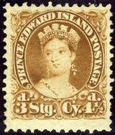 Prince Edward Island. Sc #10. Unused, VF. (*) - Prince Edward Island