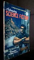 """ASTOUNDING SCIENCE FICTION""  N°10 VOL.VII British Edition Vintage Magazine S.F (Ron HUBBARD, Jack VANCE,..).June 1951 ! - Science Fiction"