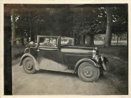 PHOTO BELLE AUTOMOBILE - Cars