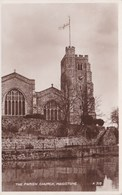 MAIDSTONE  PARISH CHURCH - England