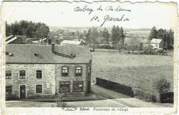 Sibret. Panorama Du Village. - Vaux-sur-Sûre