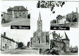 Sibret. Multivues. Bonjour De Sibret. Pension De Famille Des Ardennes. - Vaux-sur-Sûre