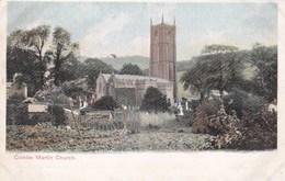 COMBE MARTIN CHURCH - England