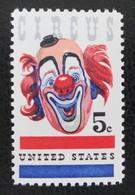 JOURNEE DU CIRQUE 1966 - NEUF ** - YT 803 - MI 900 - Etats-Unis