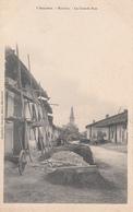 CPA 55 - BEAULIEU - L'Argonne - La Grande Rue - Altri Comuni