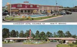 Georgia Columbus Candlelight Motel & Restaurant - Columbus