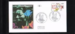 1998 - France FDC Mi. 3287 - History - Abolition Slavery [KB033] - FDC