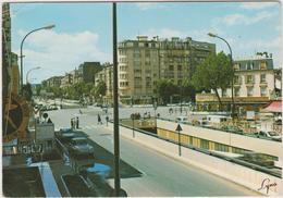 Hauts De  Seine : BOULOGNE : La  Palce  Marcel  Sembat  ( Voiture, Ds  Citroën, Pharmacie) - Boulogne Billancourt