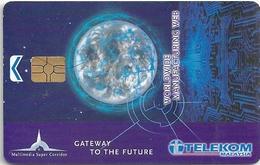 Malaysia - Telekom Malaysia - World Manufacturing Web - Chip 10RM, Used - Malaysia