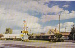Wyoming Laramie The New Wyoming Court 1964 - Laramie