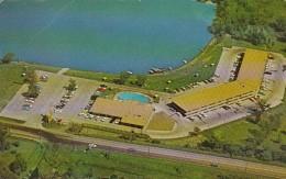 Iowa Des Moines Holiday Inn South 1963 - Des Moines