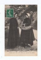 Types Creusois. Deux Femmes Avec Panier. (2893) - Personnages