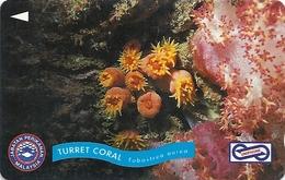 Malaysia (Uniphonekad) - Underwater Seascape - 67MSAD - 1994, 40.000ex, Used - Malaysia