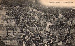 VADELAINCOURT LE CIMETIÈRE MILITAIRE DE 1914 1918 - France
