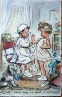 MADAME SI MON DIAGNOSTIC EST JUSTE VOUS AVEZ UN COEUR D'ARTICHAUT GERMAINE BOURET SCAN R/V - Bouret, Germaine