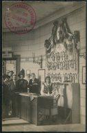 1912 8th Universala Kongresso Espeantista Krakovo Esperanto RP Postcard - Esperanto