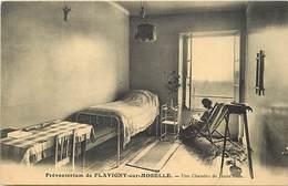 - Dpts Div.-ref-ZZ68- Meurthe Et Moselle - Flavigny Sur Moselle - Preventorium - Chambre - Preventoriums - Sante - - France