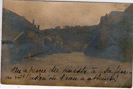 88-moyenmoutier-carte Photo Inondations 1920 - Autres Communes