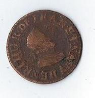 Monnaie France Henri IIII Double Tournois 1604 A - 987-1789 Monnaies Royales