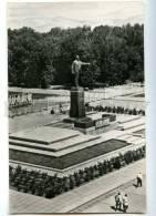 219174 Tajikistan Dushanbe Lenin Monument Old Postcard - Tajikistan