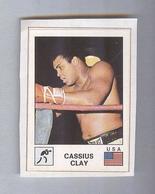 CASSIUS CLAY....PUGILATO.. BOXING..BOXE...SPORT - Trading Cards