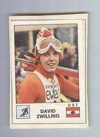 DAVID ZWILLING......SCI....PATTINAGGIO..BOB....SKATING...PATINAGE..HOCKEY....SKI - Winter Sports