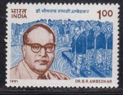India MH 1991, Dr. Ambedkar & Mahad March - India