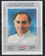 India MH 1991, Rajiv Gandhi - India