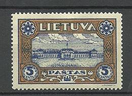 LITHUANIA Litauen 1932 Michel 316 A * - Lithuania